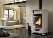 Италианска печка на дърва - 9 kW