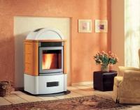 Дизайнерска печка на пелети - 3.5 - 13 kW