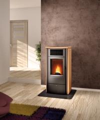 Луксозна печка на пелети - до 11 kW