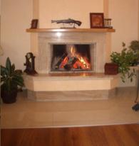 Класически камини за отопление
