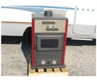 Печка на дърва и въглища - 380 м3