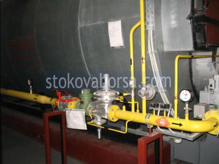 gaz tesisatı