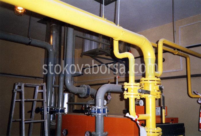 Bireysel projelere göre gaz tesisatı