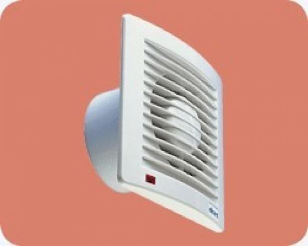 Стенен вентилатор E-style