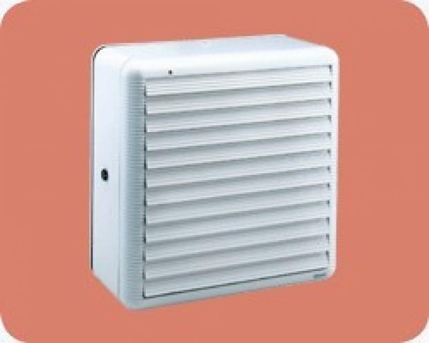Прозоръчен вентилатор